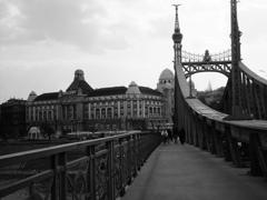 自由橋 ブダペスト