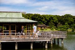江戸時代の庭園