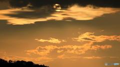 雲のフィルター