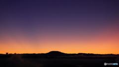 日の出前(1)