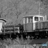 森林鉄道の機関車