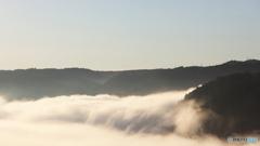 川霧山を登る