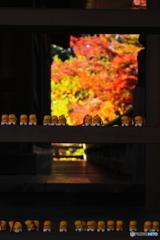 秋の多聞院②