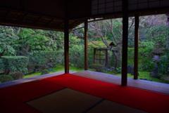 桂春院 侘の庭