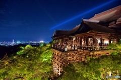清水寺 東山・天空のライトアップ