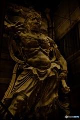 東大寺 南大門 金剛力士像 吽形