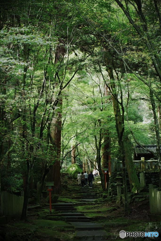 西山興隆寺(愛媛県西条市)