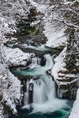 近場で滝巡り2 鳳鳴四十八滝