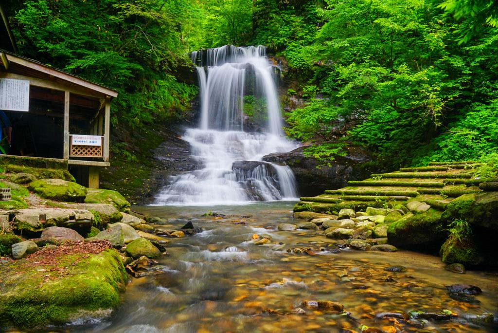 木窪大滝1
