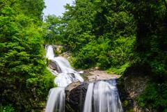 中の滝 3
