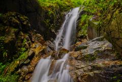龍門の滝 女滝3