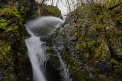 七折の滝4