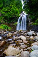 中の滝 2