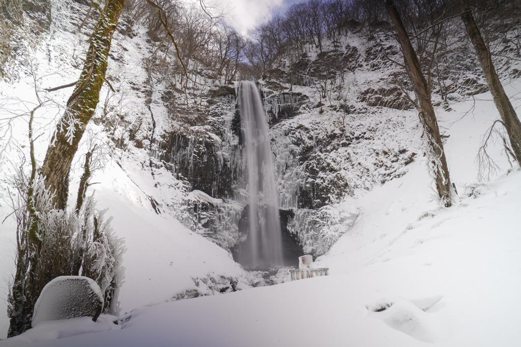 玉簾の滝1