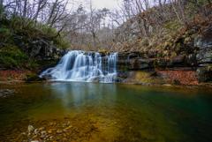 樋の口の滝6