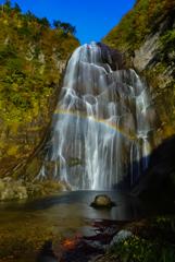 虹の安の滝