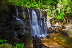 八流の滝3