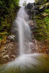 龍門の滝 男滝2
