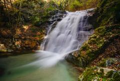 11月滝巡り6  的様の滝