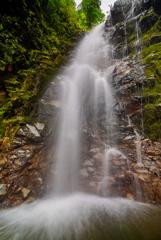 龍門の滝 男滝3