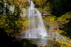 虹の銚子ヶ滝