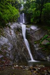 猿尾滝(兵庫県香美町)