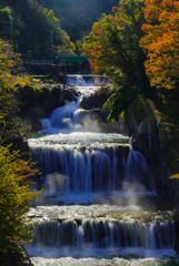 11月滝巡り7  田原の滝