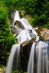 中の滝 4