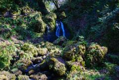 新潟滝巡り7  白玉の滝 雌滝