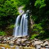 中の滝 10
