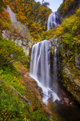 2021年10月滝巡り3 安の滝