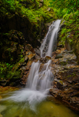 龍門の滝  女滝2