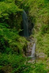 板敷大滝(山梨県甲府市)