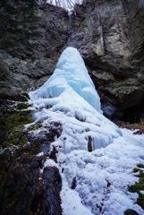 氷瀑巡り4  大禅の滝