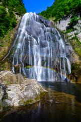 安の滝 22