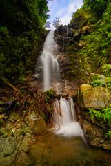 龍門の滝 男滝1