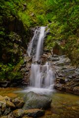 龍門の滝  女滝