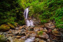 龍門の滝  女滝1