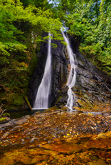 岩手滝巡り6  緒ヶ瀬の滝