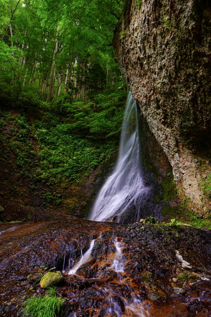 小衣の滝2