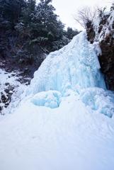 氷瀑巡り8  善五郎の滝