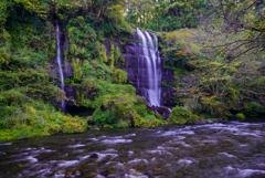 11月滝巡り8  太郎次郎の滝