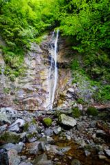 下棚の滝1
