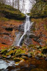 初冬の滝巡り4