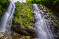 紀伊半島滝巡り22  清々大滝