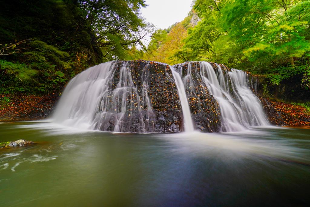 岩手滝巡り8  一の滝