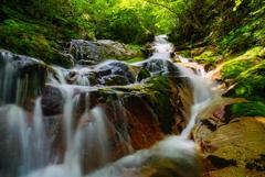 床並の滝5