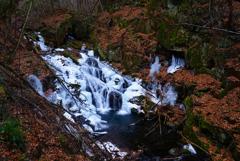 氷瀑巡り3  立岩の滝