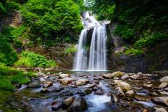 中の滝 1