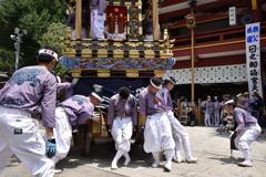 川瀬祭<祭を支える>
